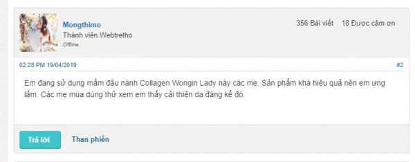 Review bột mầm đậu nành Collagen Wongin Lady có tốt không webtretho, review bột mầm đậu nành Collagen Wongin Lady, bột mầm đậu nành Collagen Wongin Lady giá bao nhiêu, bột mầm đậu nành Collagen Wongin Lady review, bột mầm đậu nành Wongin Lady, giá bột mầm đậu nành Collagen Wongin Lady, cách sử dụng bột mầm đậu nành Collagen Wongin Lady, Bột Mầm Đậu Nành Collagen Wongin Lady Hà Nội