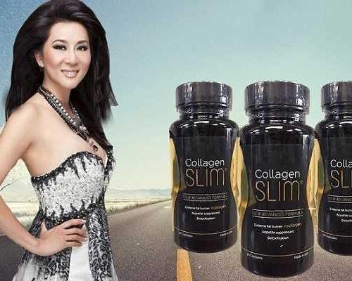 Thuốc giảm cân Collagen Slim có tốt không? Giá bao nhiêu? Mua ở đâu? Cách dùng 2019?