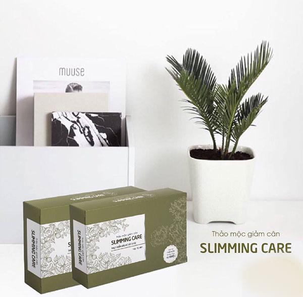 Thuốc giảm cân Slimming Care có tốt không,mua ở đâu,giá bao nhiêu,cách dùng 2019