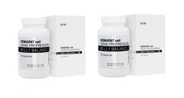 Chăm sóc sức khoẻ: Review viên giảm mỡ bụng Demar87 Cell Belly Balance có tốt không chi tiết webtre Vien-giam-mo-bung-demar87-cell-co-tot-khong-1-1