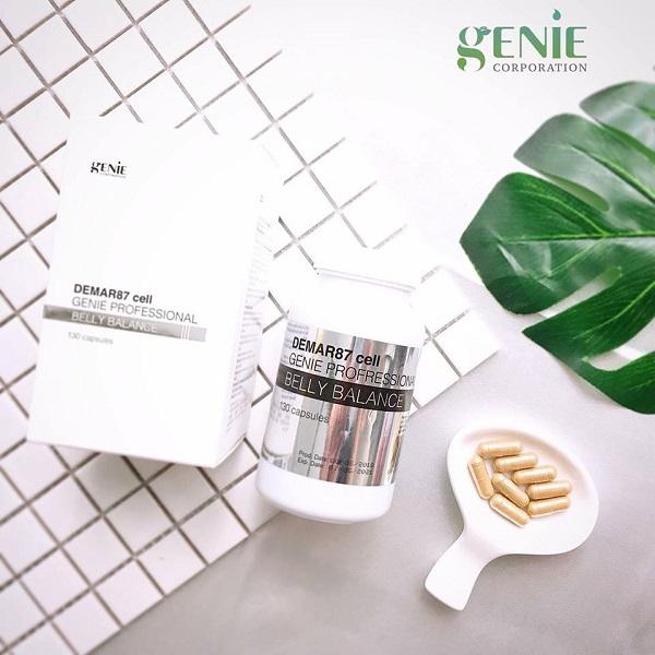 Chăm sóc sức khoẻ: Review viên giảm mỡ bụng Demar87 Cell Belly Balance có tốt không chi tiết webtre Vien-giam-mo-bung-demar87-cell-co-tot-khong-2-1