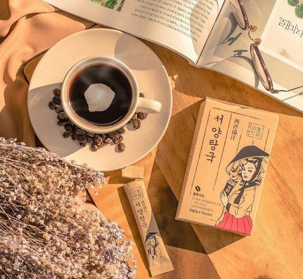 Cà phê giảm cân Bogam Black Coffee có tốt không review chi tiết từ người dùng