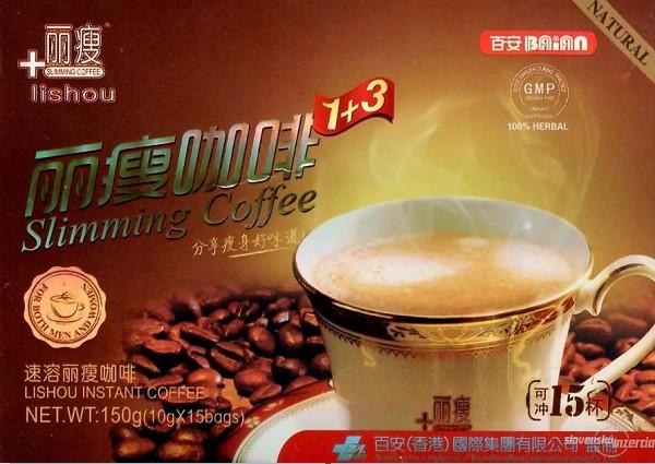 Cafe giảm cân Lishou có tốt không review chi tiết từ người dùng