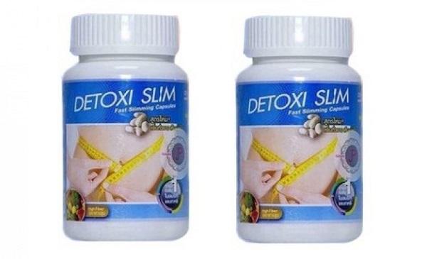 Review thuốc giảm cân Detoxi Slim Thái Lan có tốt không chi tiết nhất