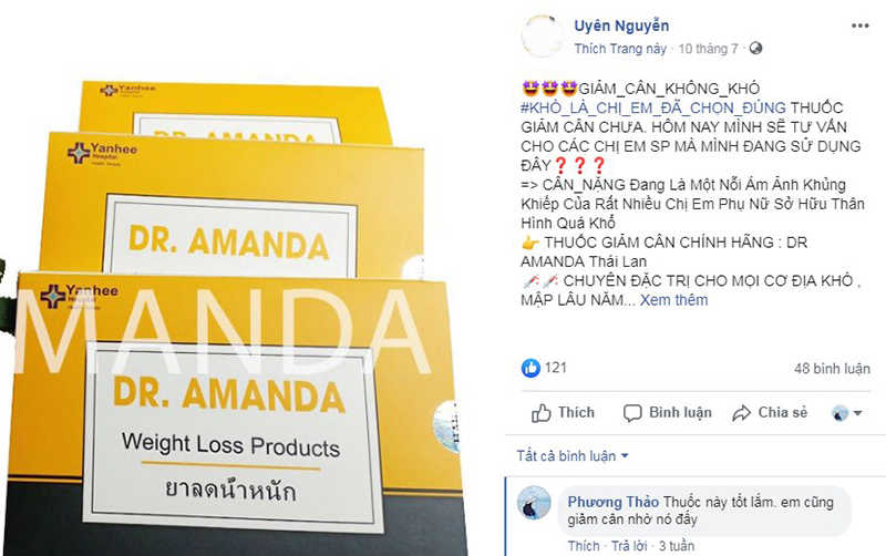 thuốc giảm cân dr amanda có tốt không, dr amanda giảm cân, dr amanda thuốc giảm cân, dr amanda giảm cân có tốt không, review thuốc giảm cân dr amanda, dr amanda giảm cân giá bao nhiêu