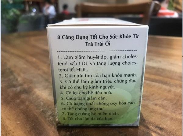 Trà trái ổi giảm cân có tốt không? Giá bao nhiêu? Review chi tiết webtretho, trà trái cây ổi, trà quả ổi giảm cân, trà trái ổi giảm cân giá bao nhiêu, review trà trái ổi giảm cân