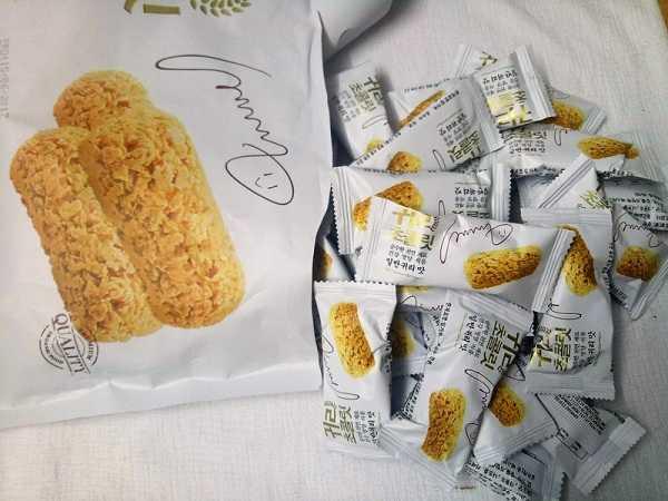 Bánh yến mạch giảm cân Hàn quốc có tốt không review từ người dùng trên webtretho