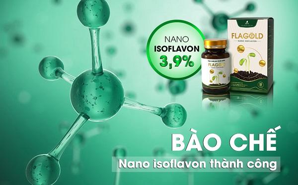 Cùng chuyên gia nhận định Nano Isoflavone có trong FlaGold có tốt không?
