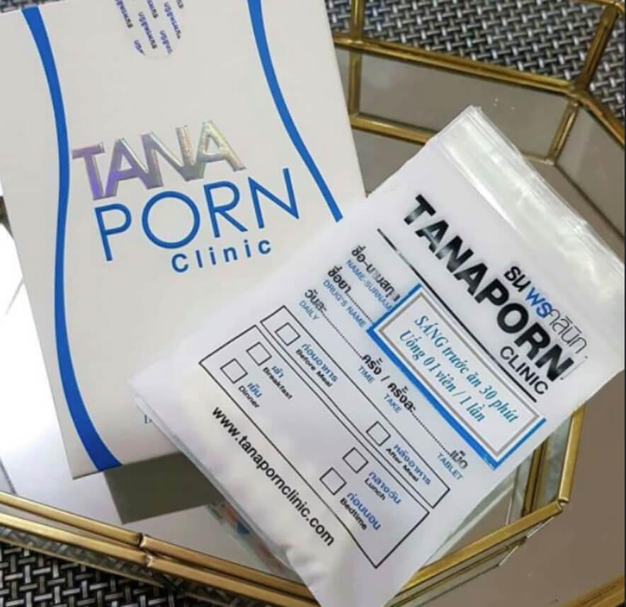 Thuốc giảm cân Tana Porn có tốt không