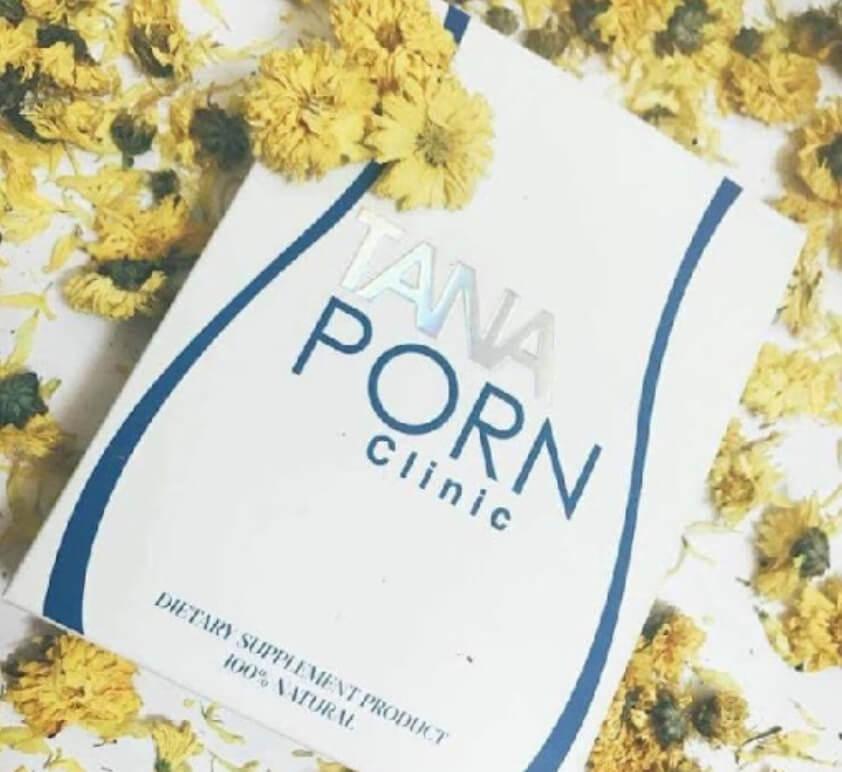 Review thuốc giảm cân Tana Porn có tốt không? Giá bao nhiêu?