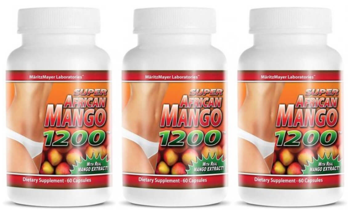 Thuốc giảm cân Mango 1200 Support Weight Loss có tốt không? Giá bao nhiêu?