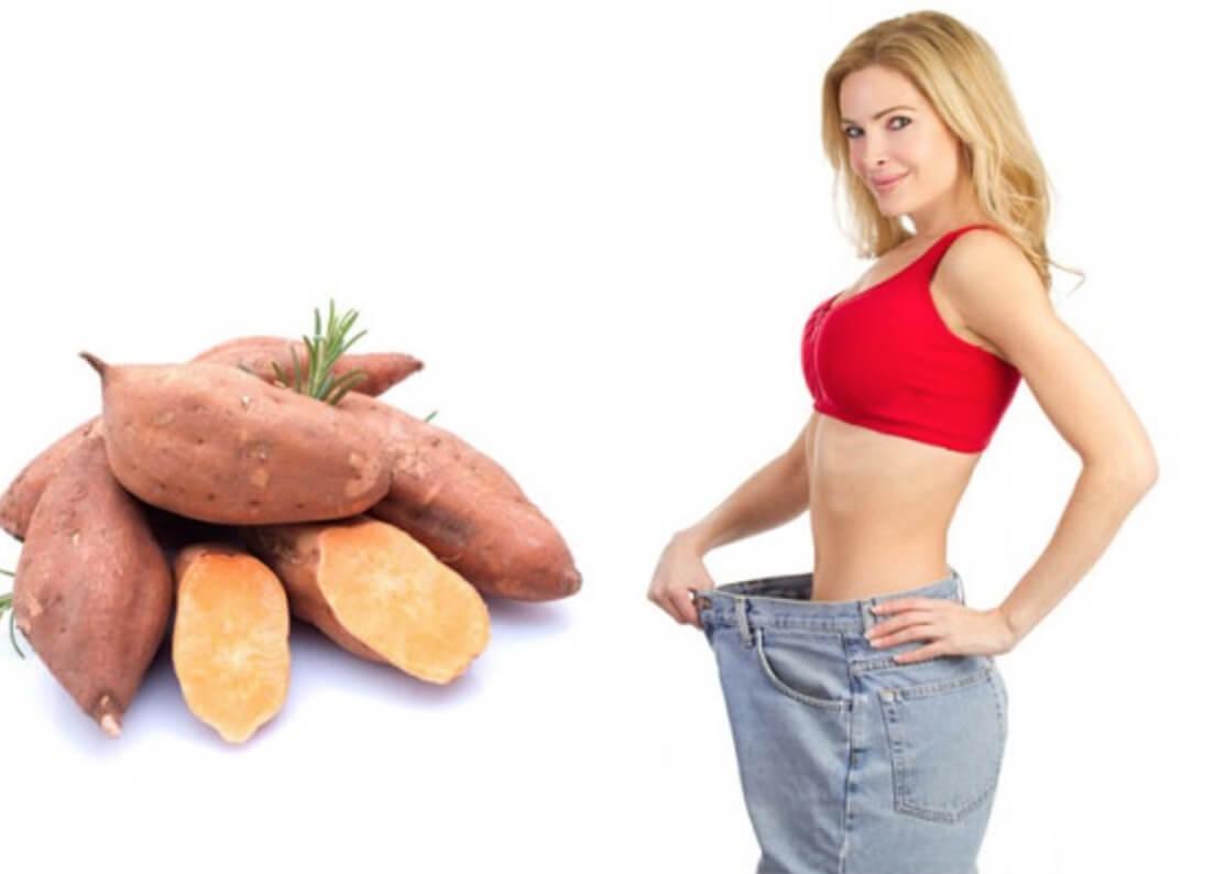 Ăn khoai lang giảm cân không? Cách ăn khoai lang giảm cân hiệu quả