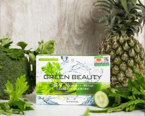 Review bột cần tây Green beauty có giảm cân không? Thực hư tin đồn Green beauty lừa đảo?