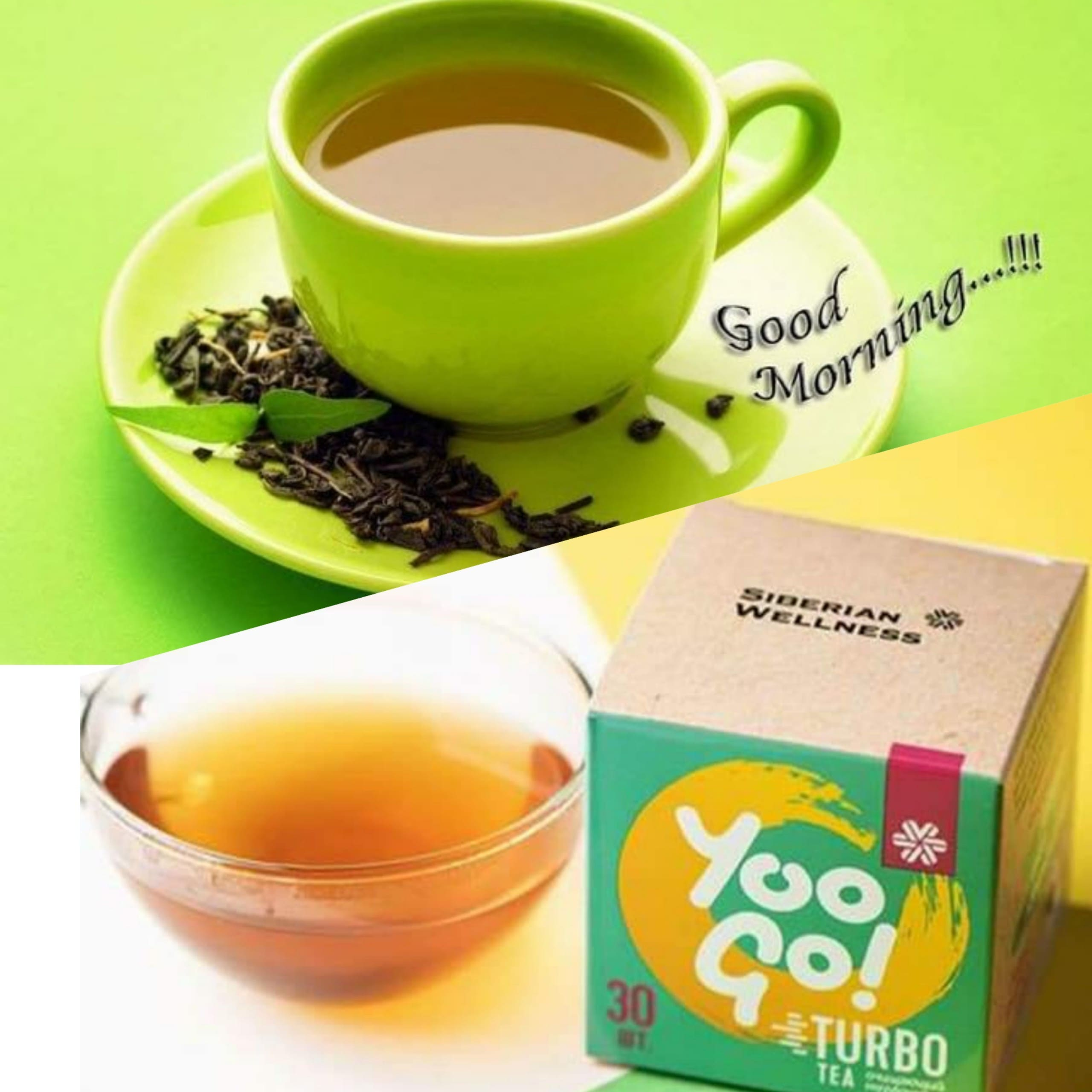 Trà thảo mộc giảm cân Yoogo Turbo Tea có tốt không? Có gì mới hơn so với mẫu cũ trà T Body Compliment